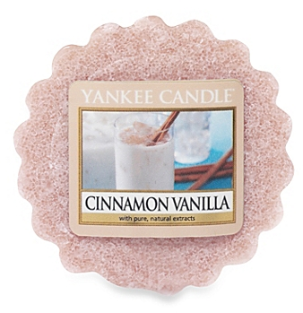 Yankee Candle® Cinnamon Vanilla Tarts® Wax Melt - BedBathandBeyond.com