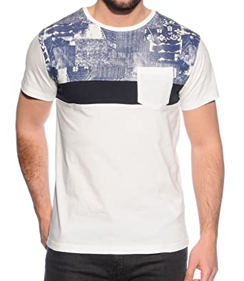 842176805d SoulStar Mens Riddle Slim Fit T Shirt  Amazon.co.uk  Clothing