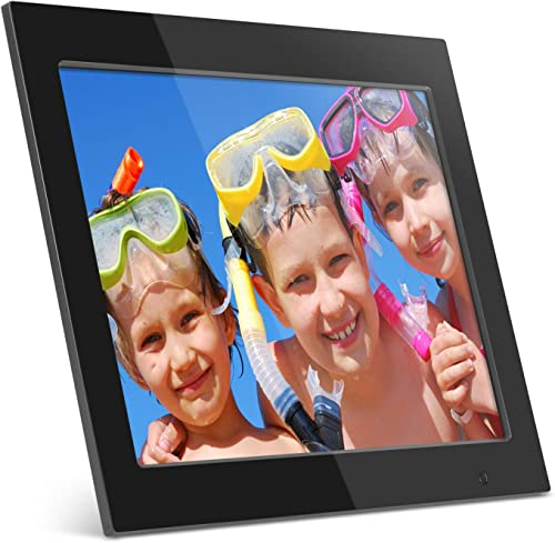 Aluratek Widescreen 15-inch High Resolution Photo Frame