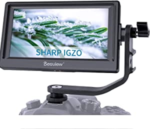 "Desview Mavo P5-On-Camera-Video-Monitor, 5.5"" Sharp IGZO LED Screen, 1920x1080 4K HDMI Input,DSLR-On-Camera-Field-Monitor"
