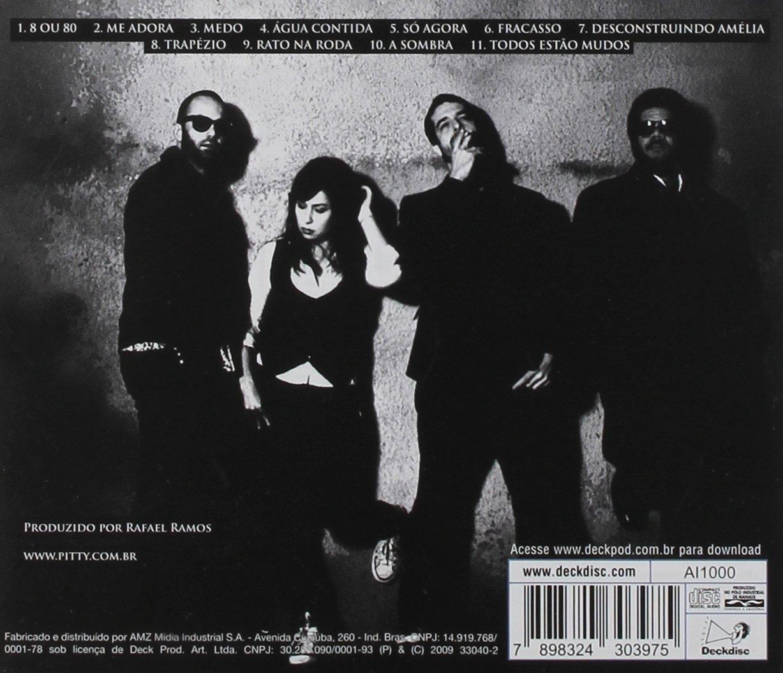 cd da pitty 2009