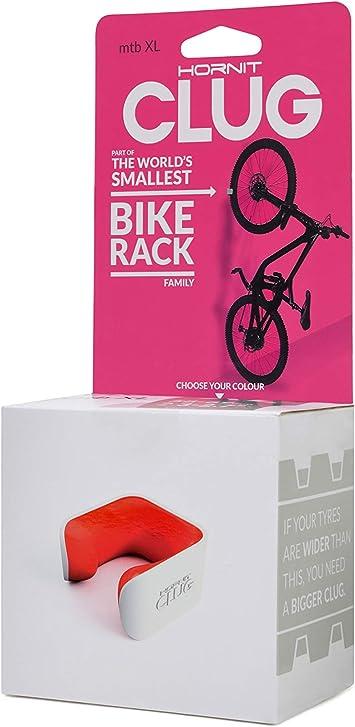 CLUG - Soporte de bicicleta para interiores y exteriores, Unisex ...