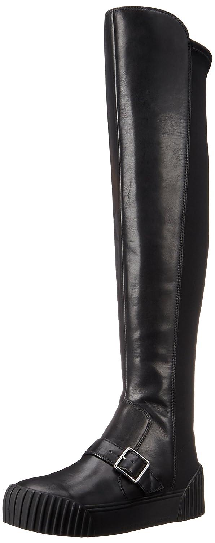 Marc by Marc Jacobs Women's Thompson OTK Sneaker Combat Boot B0108708EW 39 M EU / 9 B(M) US|Black