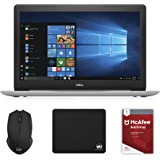 Dell Inspiron 5000 Series 15.6-Inch FHD Touchscreen (AMD Ryzen 5 2500U 2GHz, 16GB RAM, 1TB HDD, DVD-RW, Radeon Vega 8, Windows 10 Home 64-Bit) Laptop Computer Bundle with McAfee Antivirus 1-Year