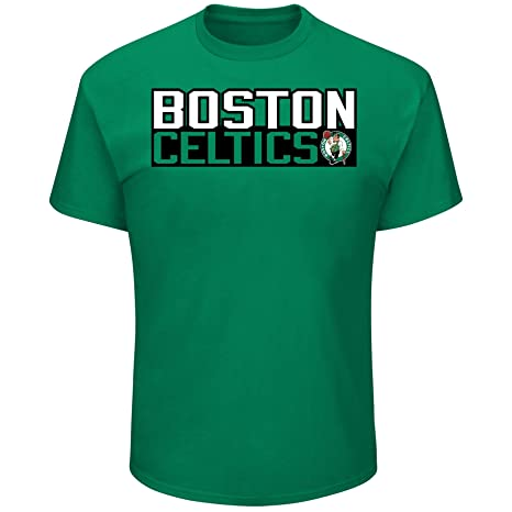 Image Unavailable. Image not available for. Color  Kyrie Irving Boston  Celtics  11 NBA Men s Vertical Player T-shirt ... c3ff114d7