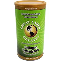 Great Lakes Gelatin Collagen Hydrolysate, Kosher, 454g