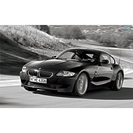 Customized Posterwallpaper Bmw Z4 Super Car Awesome Gift 38 X 24 Inch