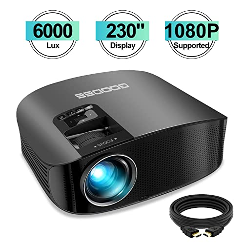 GooDee YG600 2020 HD Video review