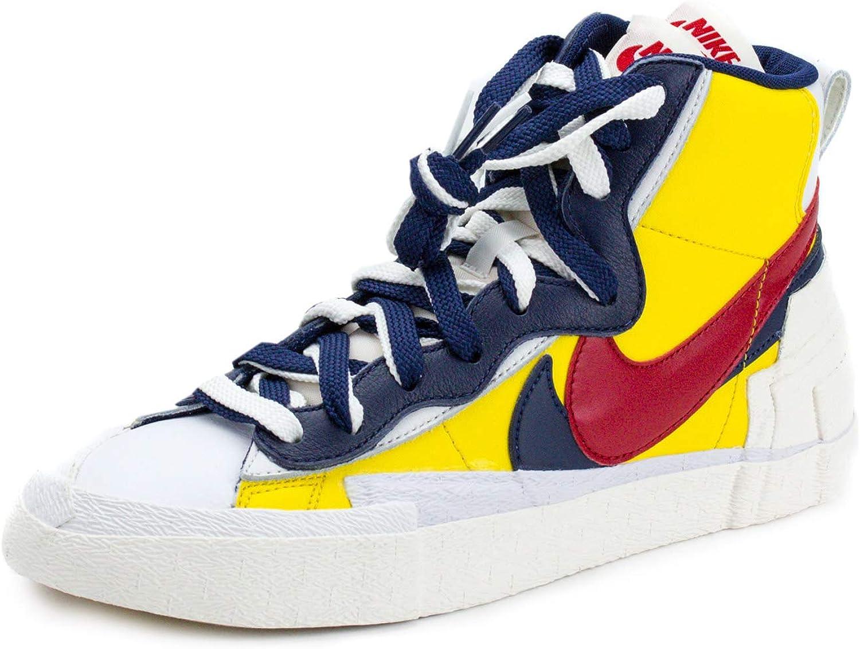 Amazon.com   Nike Mens Blazer Mid Sacai Snow Beach Varisty ...