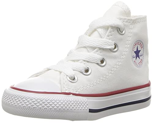 Converse Chuck Taylor All Star Season Ox, Baskets mode mixte enfant - Jaune (Jaune Pale), 28 EU