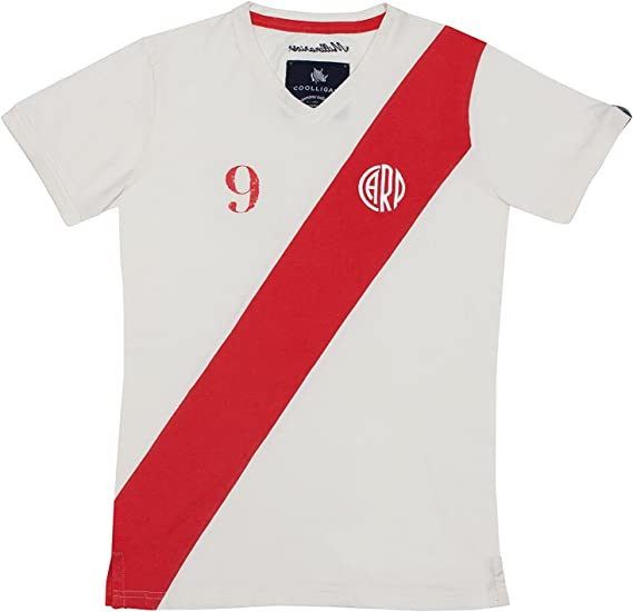 Coolligan - Camiseta de Fútbol Retro 1901 Millonarios - Color ...
