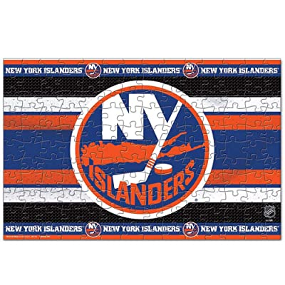 New York Islanders 150 PIECE JIGSAW PUZZLE: Toys & Games