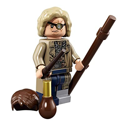 LEGO Harry Potter Series - Mad-Eye Moody - 71022: Toys & Games