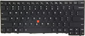 US Layout Backlit Laptop Keyboard for Lenovo ThinkPad T431 T431s T440 T440E T440p T440s T450 L440 Compatible with 04X0139 C43944 45X15S