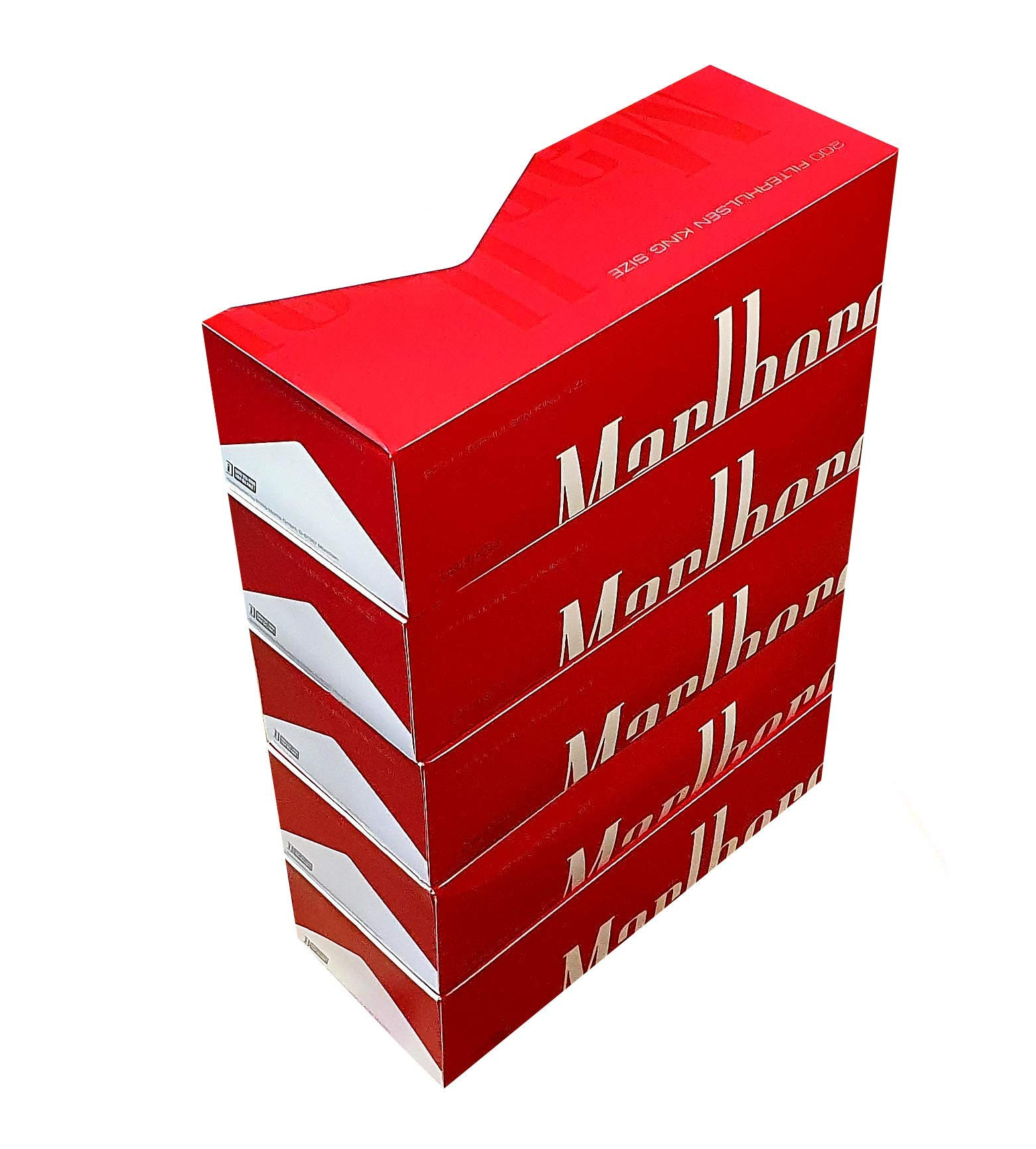 Marlboro Red King Size Cigarette Tubes Pack of 1000
