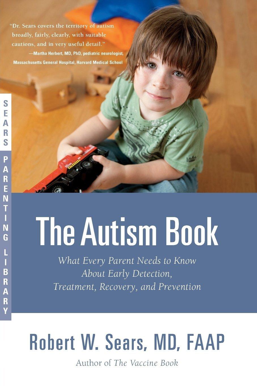 Autism Book Detection Treatment Prevention
