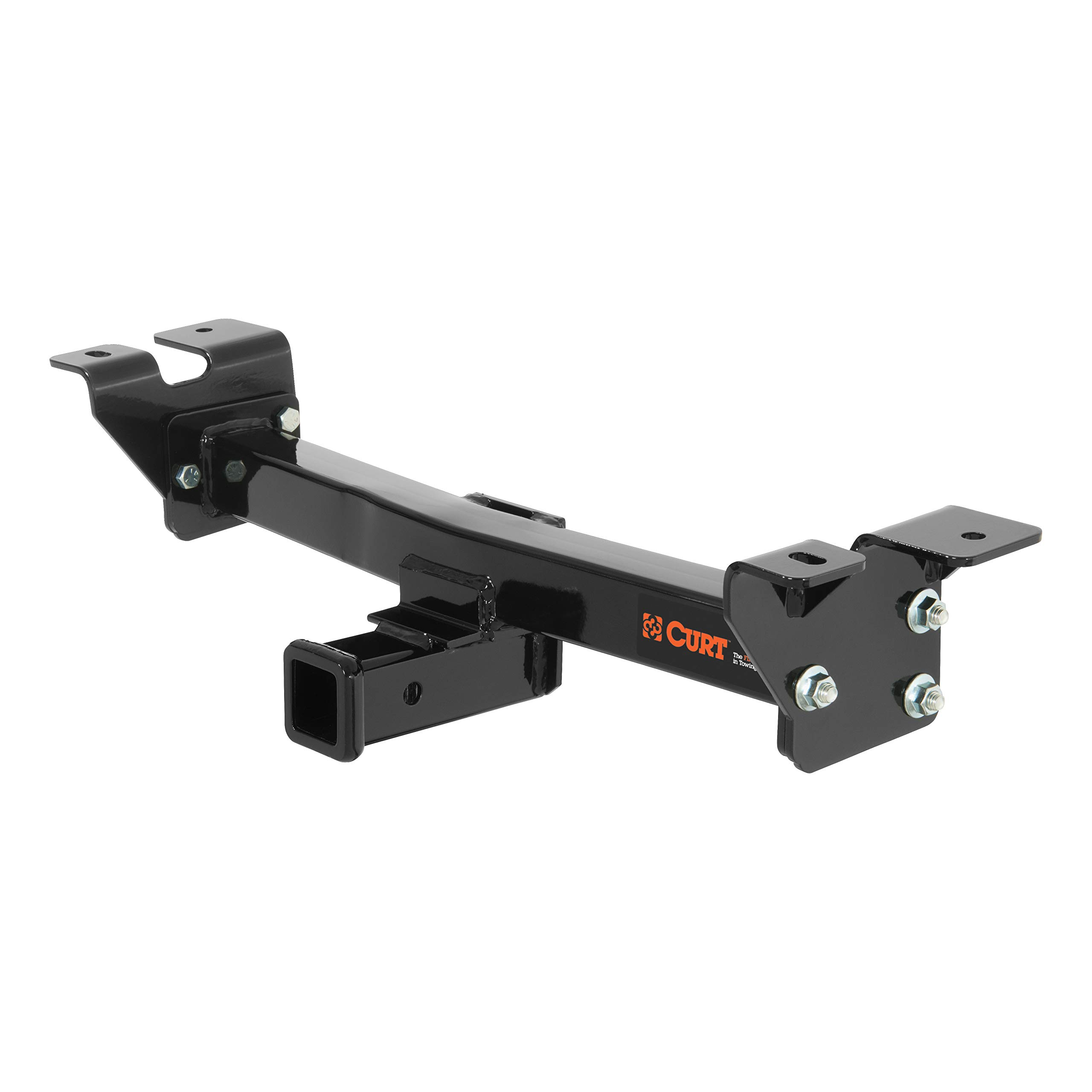 CURT 31302 Front Hitch with 2-Inch Receiver, Fits Select Cadillac, Chevrolet and GMC Trucks and SUVs by CURT