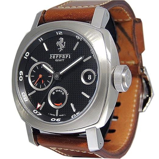 Panerai Ferrari - Reloj mecánico de Viento Macho FER00012 (Certificado de autenticidad)