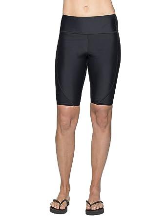 40d949a533 Amazon.com: Tuga Women's Long Swim Shorts, UPF 50+ Sun Protection ...