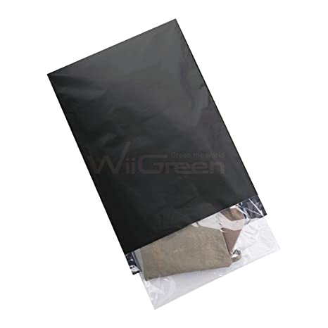 Waterproof and Tear-Proof WiiGreen 50 PCS Halloween Poly Mailers 12x15.5x2.5MIL Shipping Envelopes Packaging Bags Enhanced Durability Multipurpose Postal Gift Bags with Self Adhesive