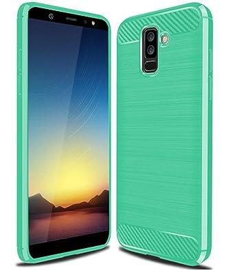 Funda para Samsung Galaxy A6 2018, Ultra Fina Elegant ...