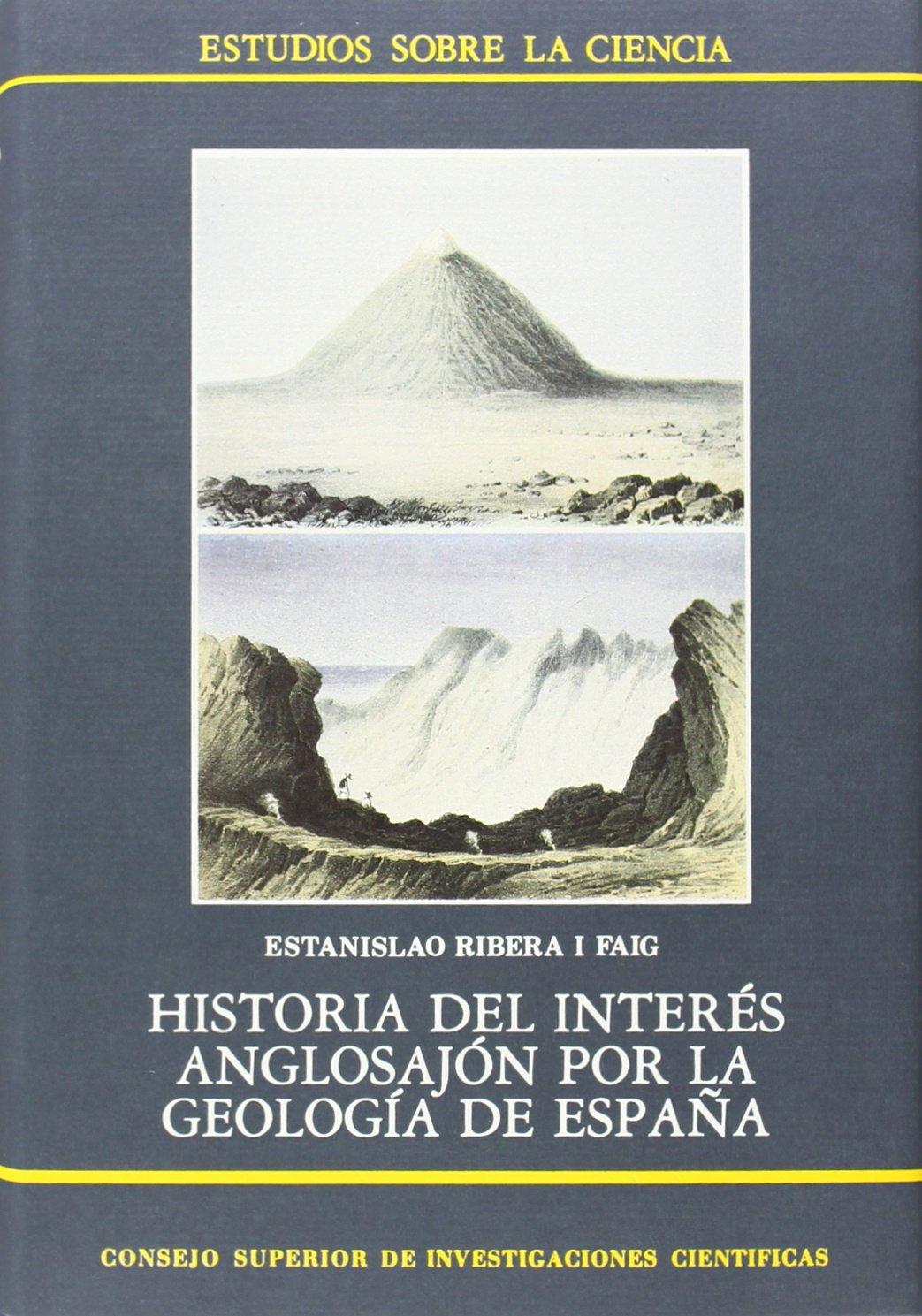 Historia del interés anglosajón por la geología en España Estudios ...