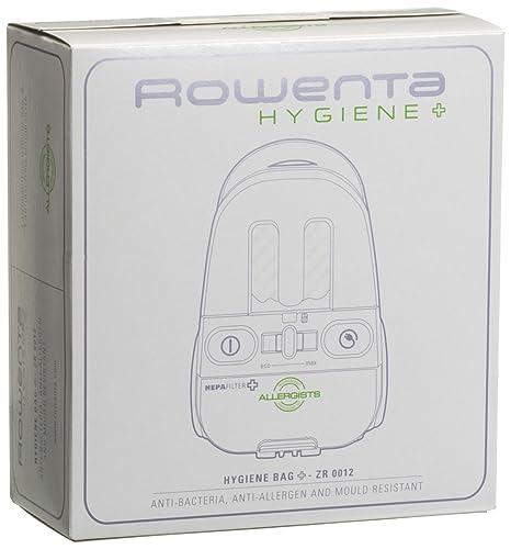 Amazon.com: Rowenta zr0012 no tejida aspiradora filtros ...