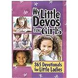 My Little Devos for Girls - Devotional Book