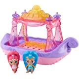 Fisher-Price Nickelodeon Shimmer & Shine, Swing & Splash Genie Boat