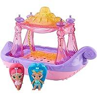 Fisher-Price Juguete para Bebe Shimmer and Shine Swing & Splash Genie Boat