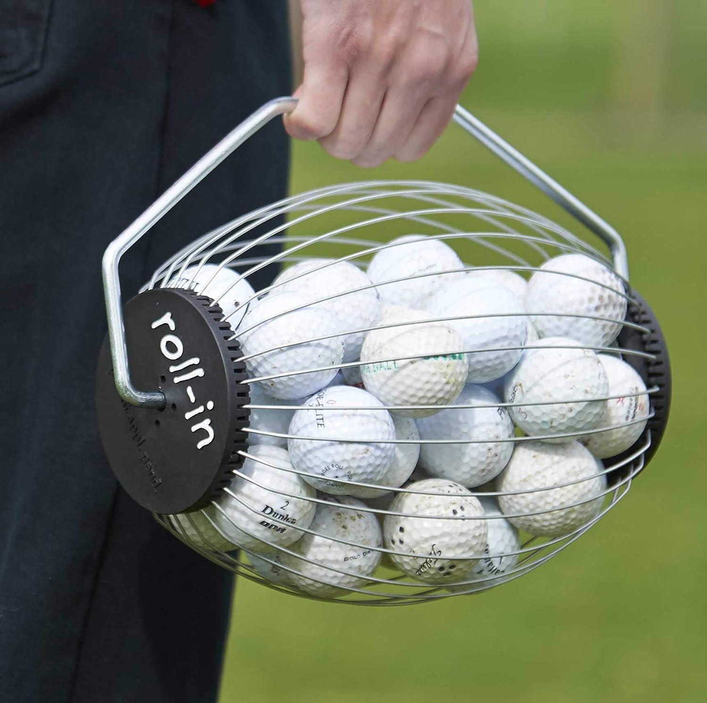 Recogedor de pelotas de golf (hasta 40 pelotas)