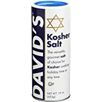 David's Kosher Salt, 454 g