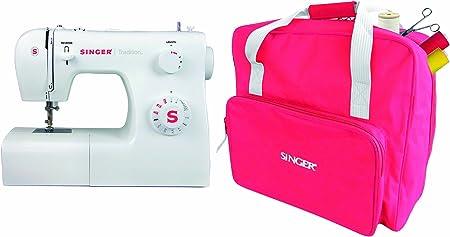 Singer Tradition 2250 - Máquina de coser (Color blanco): Amazon.es ...