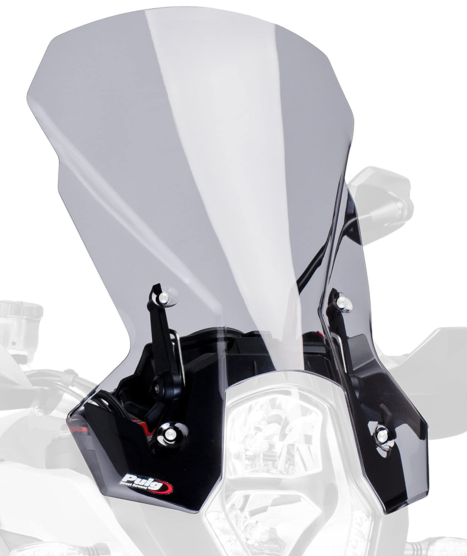 Windshield Touring for KTM 1190 Adventure//R 13-16 light smoke Puig 6494h