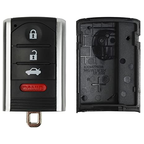Amazoncom Replacement Remote Keyless Fob Key Case Shell For - Acura key replacement