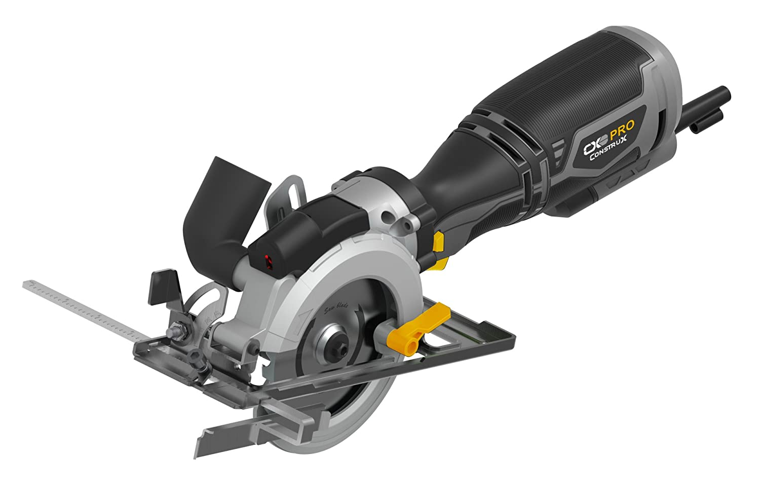 CX PRO 4 1 2 5.8 Amp COMPACT Circular Saw with Laser Guide