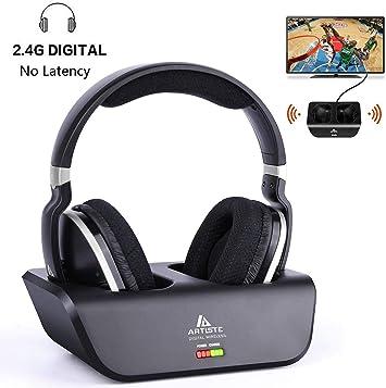 casque stereo sans fil pour tv