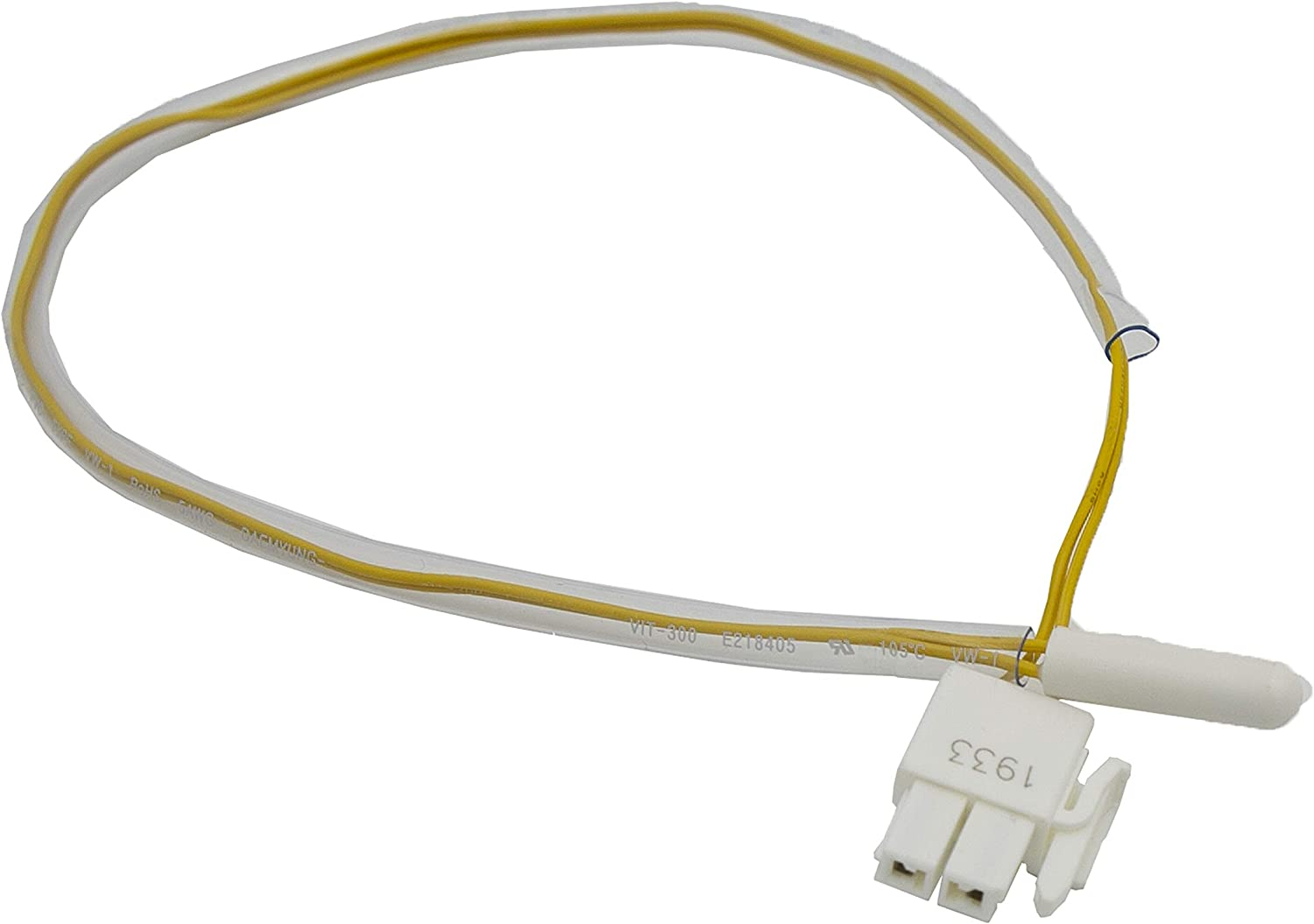 『Enterpark』 Premium Quality Cost Effective Part for DA32-00006S Replacement of Refrigerator Defrost Sensor