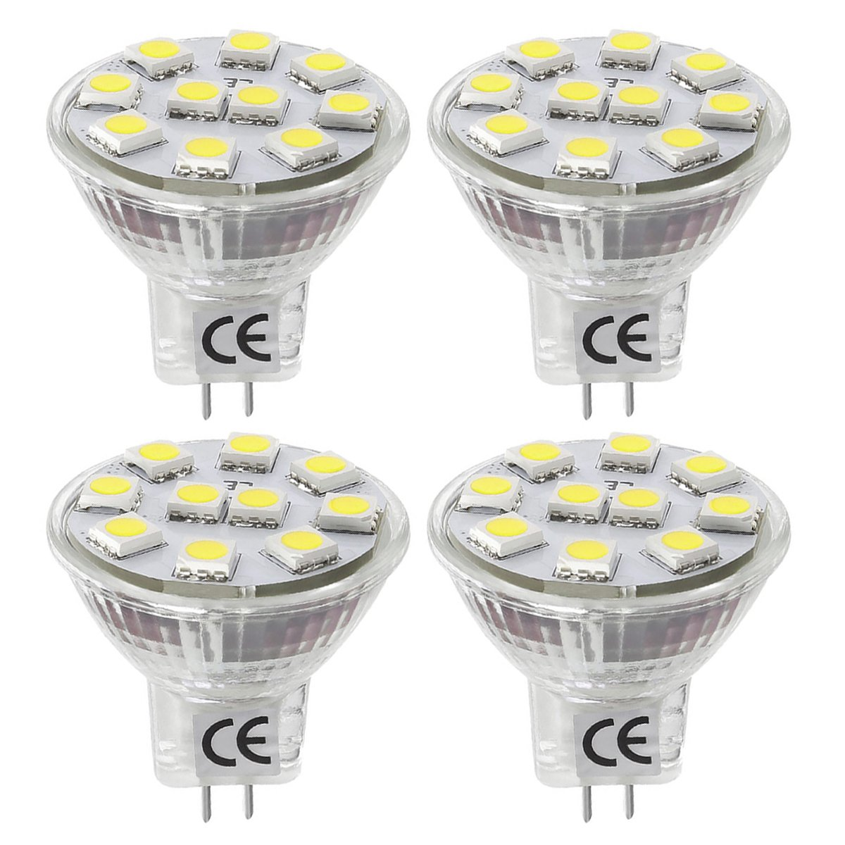 20w Led Halogen: LE 1.8W MR11 GU4.0 LED Bulbs, 20W Halogen Bulbs Equivalent