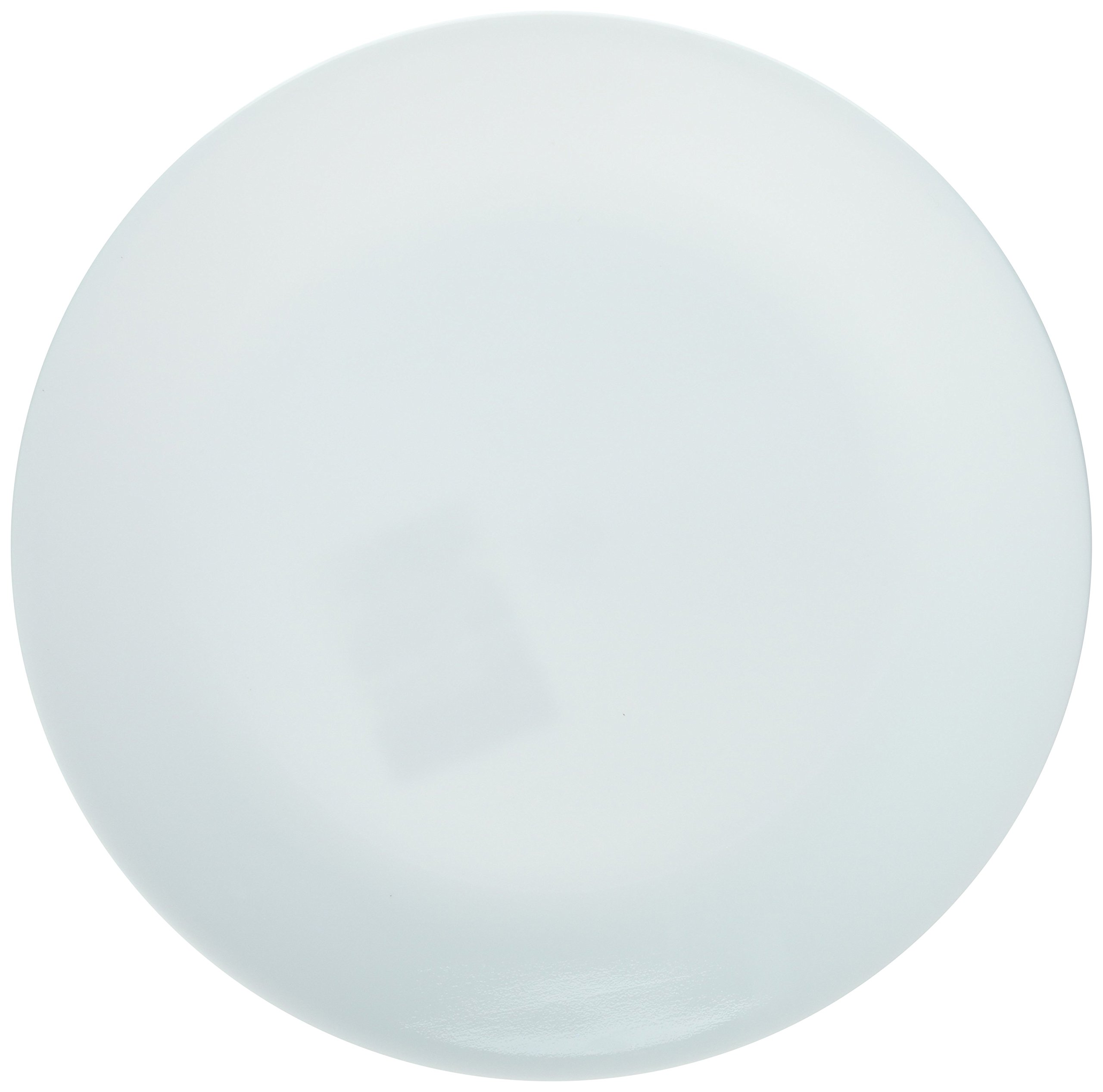 Corelle Winter Frost Plates White Dinner 10-1/4'' Dia. (Pack of 6)