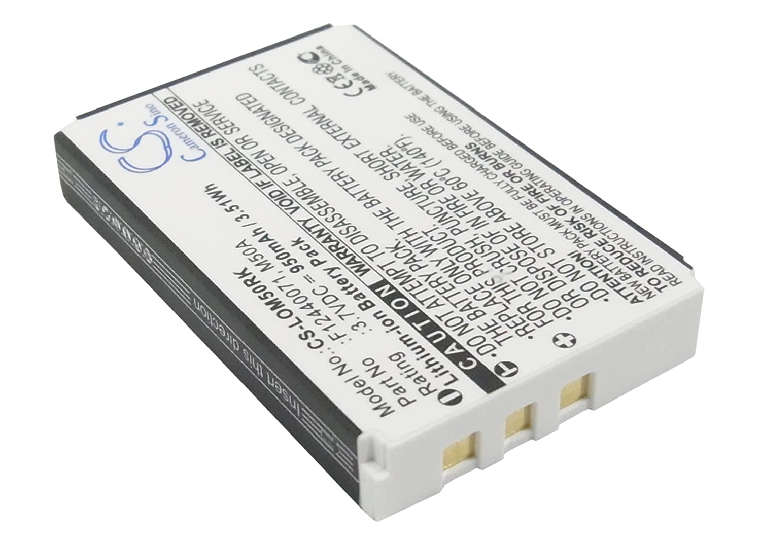 2004 ion battery