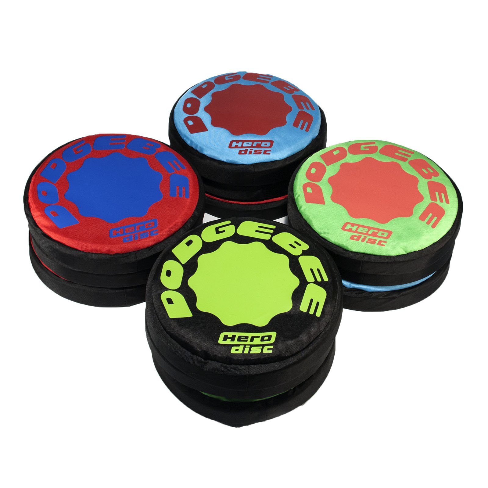 Hero Dodgebee 270 - 12 Disc Set by Hero Disc USA