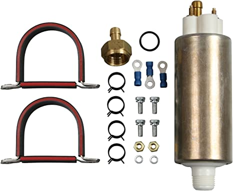 High Pressure Gas Electric Universal  E8228 Fuel Pump With 100-125 Psi 38 Gph