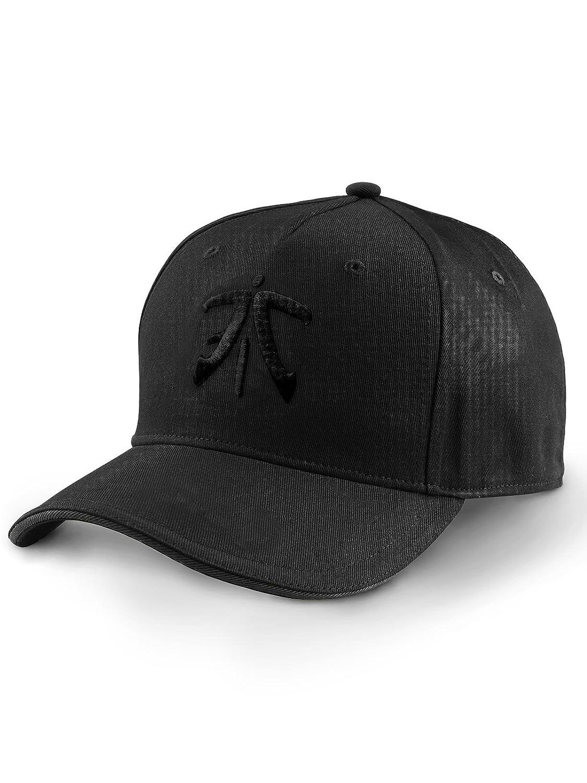 Fnatic Structured Baseball Cap Black NFNC-CAP-TRUCKER-BLACK