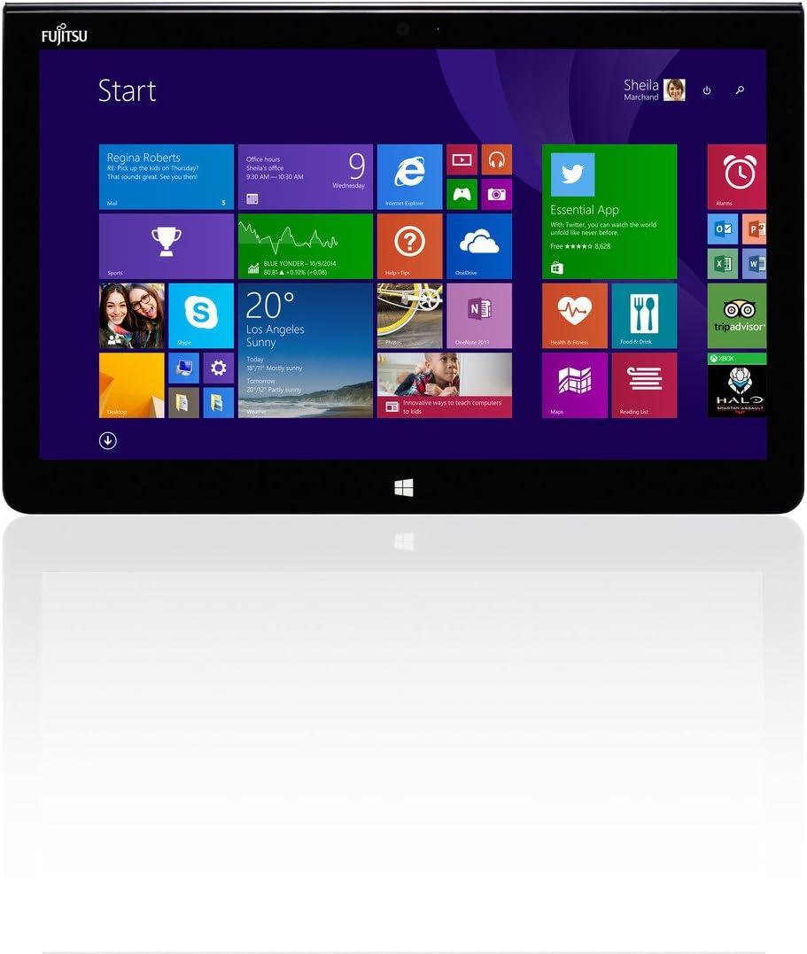 Fujitsu STYLISTIC Q704 256GB 3G 4G Negro - Tablet (Tableta de ...