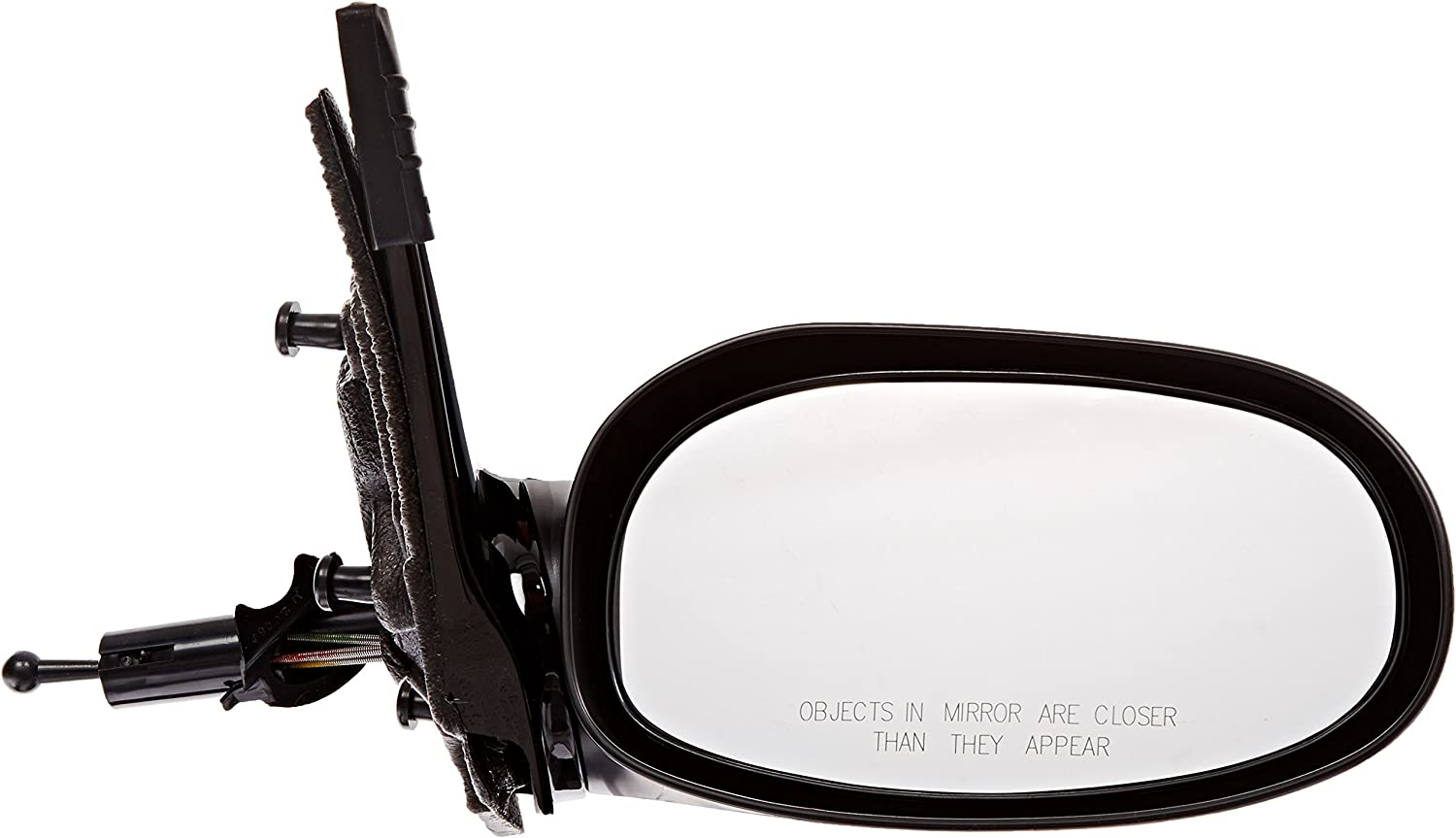 Parts Link # GM1321267 Passenger Side Right Rear View Mirror Replacement for Saturn Lon Sedan 03-07 OE:22726679