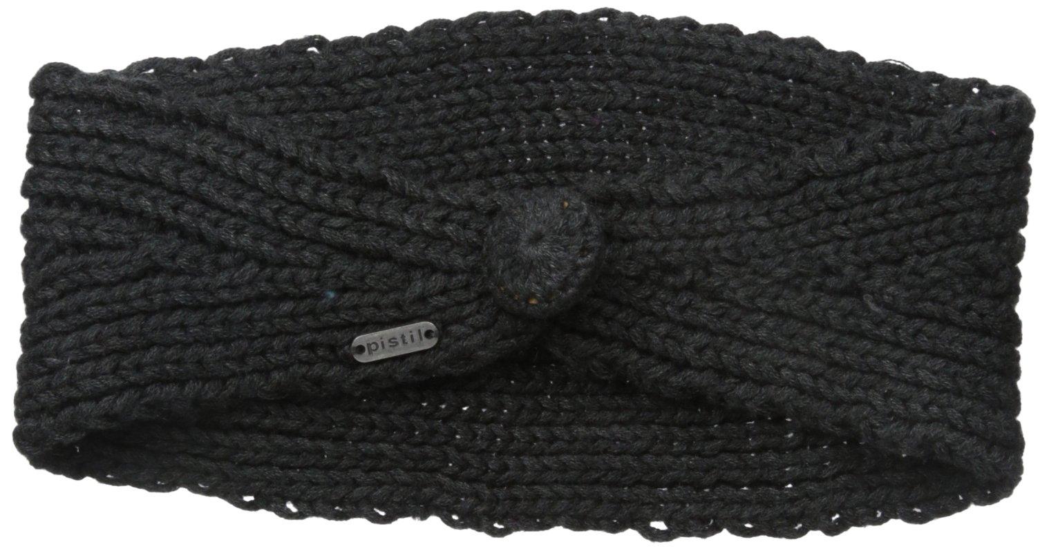 Pistil Women's Frida Headband, Charcoal