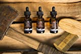 Citrus Springs All Natural Beard Oil - Leave in
