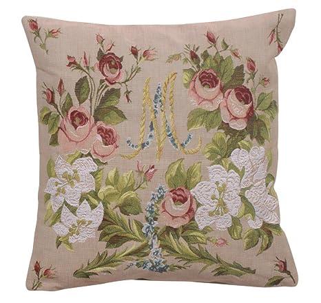 Amazon.com: Marie Antoinette Francés Tapestry Cojín: Home ...