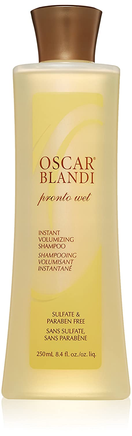 Oscar Blandi Pronto Wet Instant Volumizing Shampoo, 8.4 Fl oz